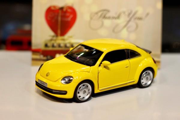 Volkswagen New Beetle 1:32 MSZ