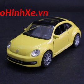 Volkswagen New Beetle 1:36 Welly