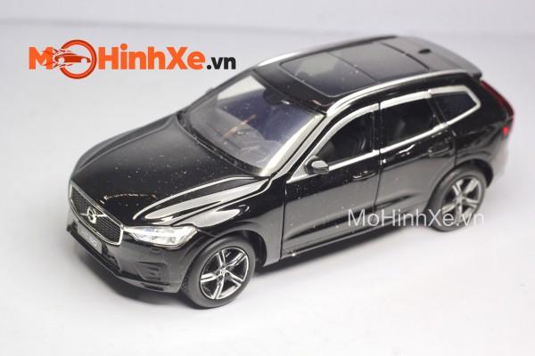 Volvo XC60 2018 1:32 Jackiekim