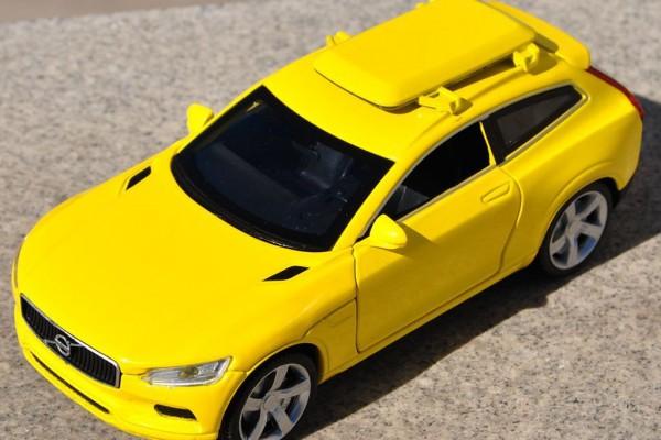Volvo XC90 Coupe 1:32 Double Horses
