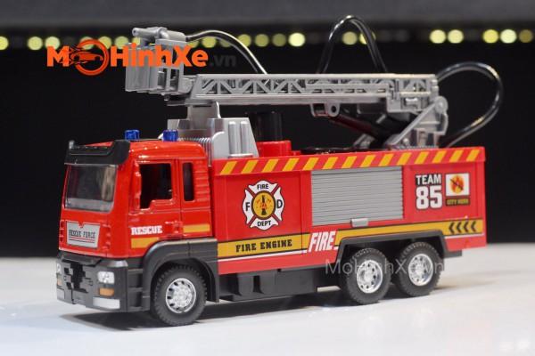 Xe cứu hỏa Đỏ 1:32 TY Models