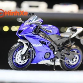 Yamaha R6 1:18 Welly
