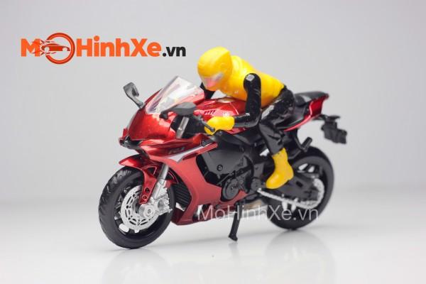 Yamaha YZF-R1 kèm Fig 1:18 MSZ